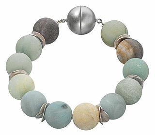 """Armband """"Opal Blue"""""""