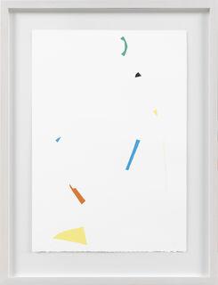 """Bild """"ohne Titel (3)"""" (1995)"""
