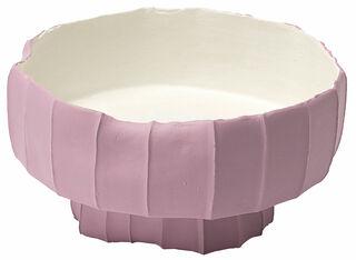 """Keramikschale """"Ninfea rosé"""""""