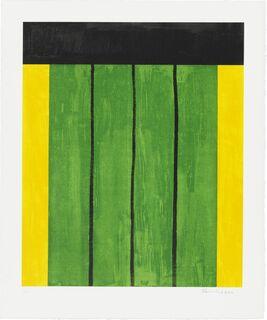"""Bild """"Erker Suite 2000, Blatt 1"""" (2000)"""