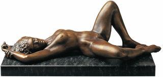 """Skulptur """"Europa"""" (1992), Version in Kunstbronze"""