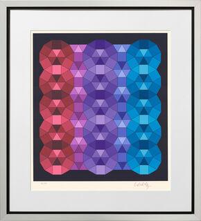 "Bild ""YKA"" (1989), gerahmt"