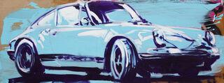 """Bild """"Porsche 911"""" (2021) (Unikat)"""