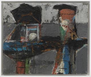 "Bild ""Paar mit Flügeln"" (2011) (Unikat)"
