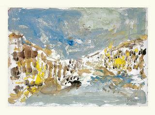 """Bild """"Venedig"""" (2008), ungerahmt"""