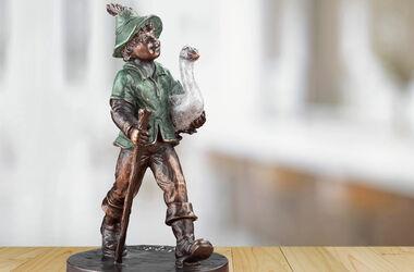 Sagenhafte Kunst - Literarische Figuren in Malerei und Skulptur