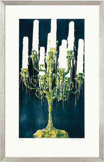 """Bild """"Kandelaber I"""" (2013)"""