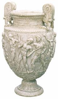 Dionysien-Prunkvase (Originalgröße), Kunstmarmor