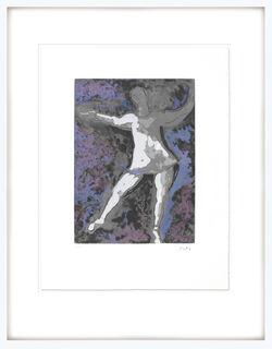 """Bild """"Dancer II"""" (1977)"""