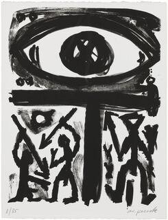 """Bild """"Gleich-Vergleich"""" (1991)"""
