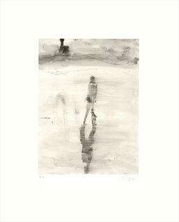 """Bild """"Schattenspiel"""" (2017), ungerahmt"""