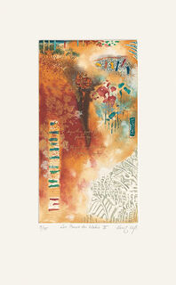 """Bild """"Poesie der Natur II"""" (2007), ungerahmt"""