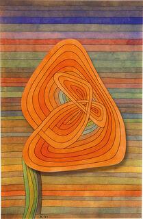 "Bild ""Lonely Flower"" (1934), Dimension 2"