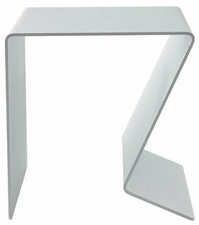 """Multifunktionaler Beistelltisch """"BUK"""", weiße Version"""
