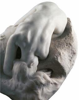 "Skulptur ""La Danaide"" (1889/90), Version in Kunstmarmor"