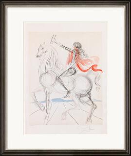 """Bild """"Chevalier Léonardesque"""" (1975)"""