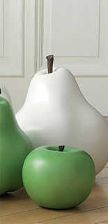 "Keramikobjekt ""Apfel grün"" (Große Version - o. Abbildung)"