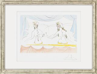 """Bild """"Les Dames de la Renaissance"""" (1971)"""