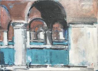 "Bild ""Arsenale"" (2012) (Unikat)"