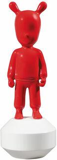"Porzellanskulptur ""The Red Guest"" - Design Jaime Hayon"