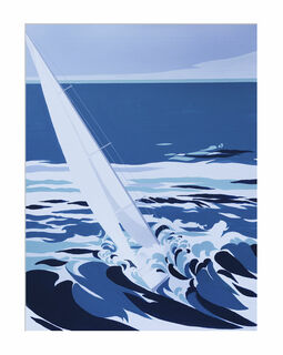 "Bild ""Sail I"", ungerahmt"