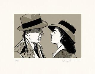 """Bild """"Casablanca"""", ungerahmt"""