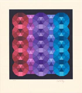 """Bild """"YKA"""" (1989), ungerahmt"""