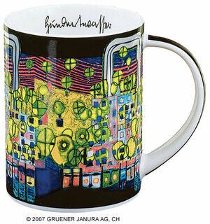 "Magic Mug ""La troisième peau"", Porzellan"