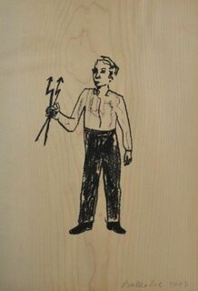 "Bild ""The task of Solitary Man (06)"" (2003)"