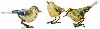Metallvögel, 3-teilig