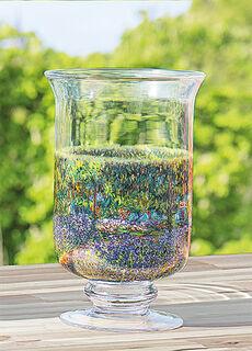 """Windlicht / Vase """"Irisbeet"""", Glas"""