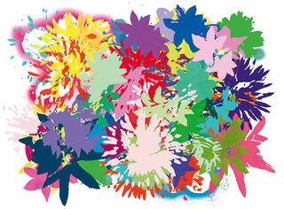 """Bild """"Acid Blooming III"""", ungerahmt"""