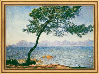 "Bild ""Antibes"" (1888), gerahmt"
