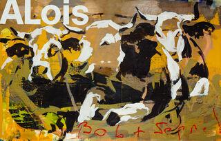 """Bild """"Alois, Bob + Seppel"""" (2020) (Unikat)"""