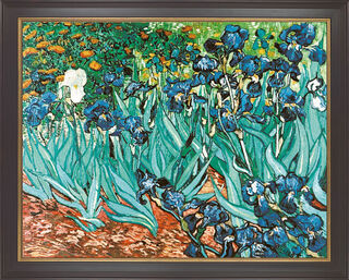 "Bild ""Iris"" (1889), gerahmt"