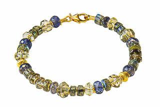 """Armband """"Crystalline"""""""