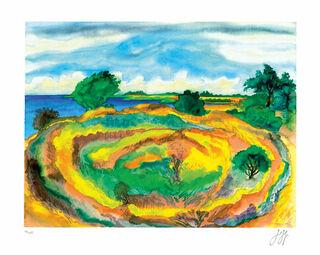 """Bild """"An der Küste"""" (2006), ungerahmt"""