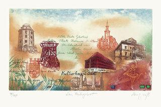 """Bild """"Das Ruhrgebiet"""" (2009), ungerahmt"""