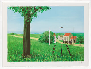 "Bild ""La belle captive"" (2004)"