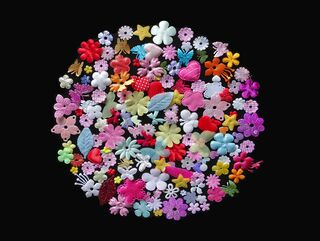 "Bild ""Flower Circle 1"" (2017)"
