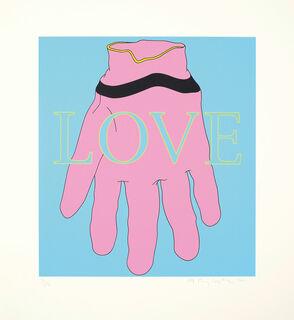 """Bild """"Love/Glove"""" (2011)"""
