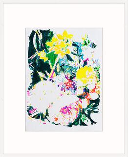 "Bild ""Paperwork Three 04.20"" (2020) (Unikat)"