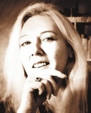 Porträt der Künstlerin Susann Ohlendorf