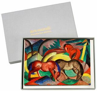"""Kunstkarten-Edition """"Blauer Reiter"""", 9er-Set"""