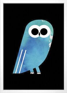 """Bild """"Water Owl (klein)"""" (2017)"""