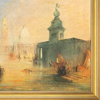 "Bild ""Venedig"" (1818), gerahmt"