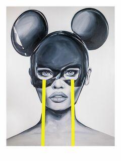 """Bild """"Pseudo Mickey Mouse"""" (2019)"""