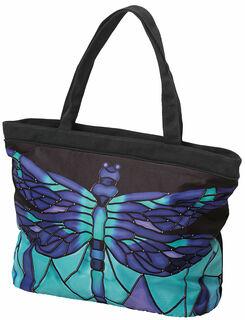 "Tasche ""Dragonfly"" - nach Louis C. Tiffany"