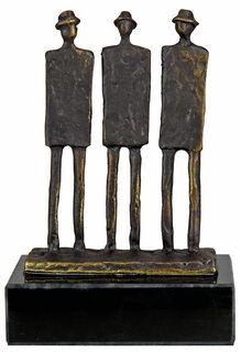 "Skulptur ""In guter Gesellschaft"""