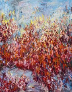 """Bild """"Tulpen VII"""" (2020) (Unikat)"""